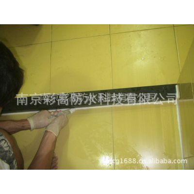 供应塑钢泥防水边工程施工,打胶(包工包料)