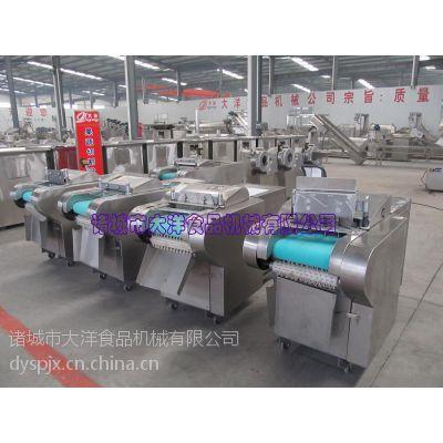 精品海带切丝机,专业豆干切片机---大洋机械专业提供