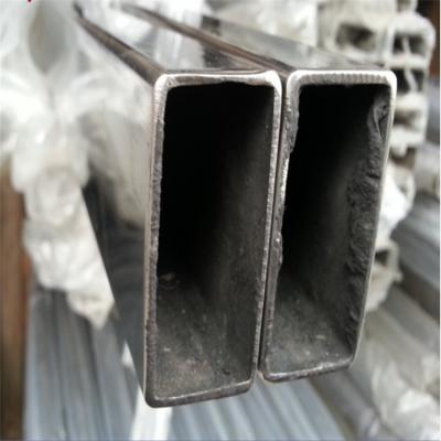 供应316L扁管10*50|不锈钢方管50*10价格