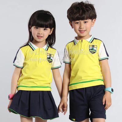 国际双语中小学英伦校服定做山西小学生校服礼服学院风校服最专业定制生产厂家