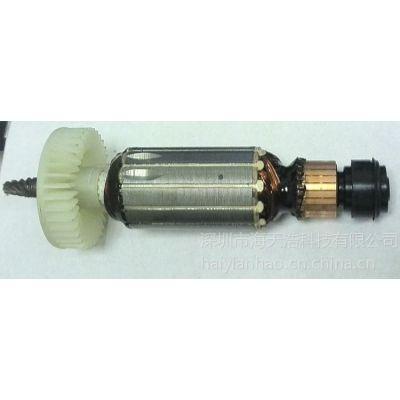 供应手持电动抛光机AEG拉丝机转子PT-1600圆管抛光机直纹拉丝机转子