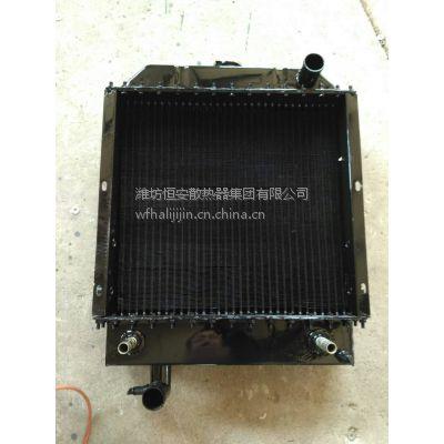 江苏沃得装载机配件 W153铲车水箱油散热器一体式配件价格