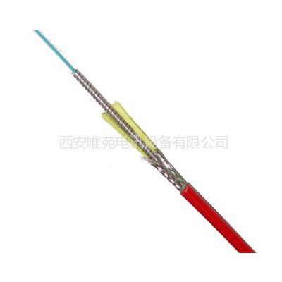 供应螺旋钢管铠装测温光缆SCJKB 分布式测温系统(DTS)探测光缆