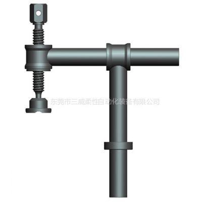 供应定位夹具——活动手柄可伸缩式90°压紧器