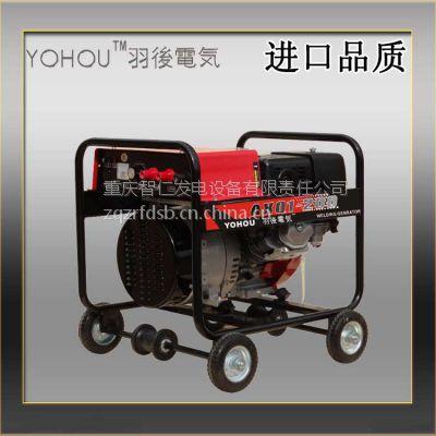 【羽後電気】AXQ1-200汽油内燃直流发电焊机