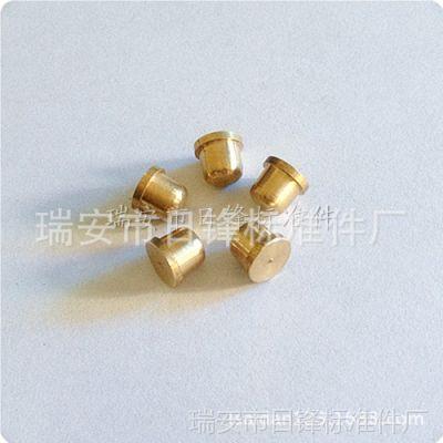 非标铜件 铜件加工 精密小铜件 厂家定做