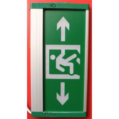 信德电子 厂家直销 导光标志灯 消防应急导光标志灯 LED消防应急标志灯 LED消防应急导疏散指示灯