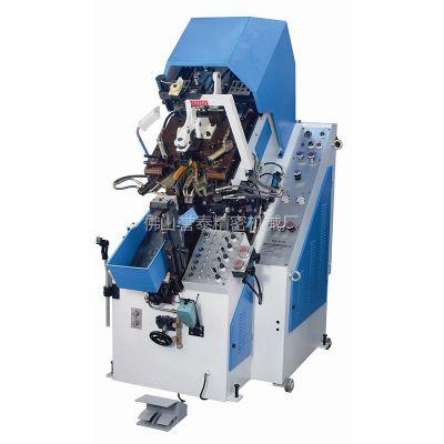 供应DS-618全自动油压前帮机|前帮结帮机|前帮机生产厂家