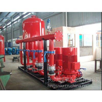 供应湖南广西贵州XBD-I型立式多级消防泵 厂家直销 包安装调试