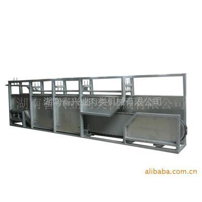 供应肉类初加工设备——鞍式活挂输送机