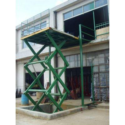 供应天津升降平台 固定式升降货梯
