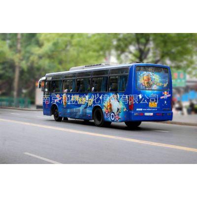 供应上海公交站牌广告