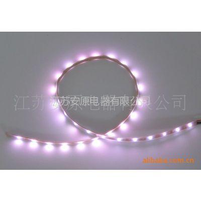 供应防水360珠3528贴片灯带 LED柔性软条灯 柔性灯带 LED贴条 软灯条