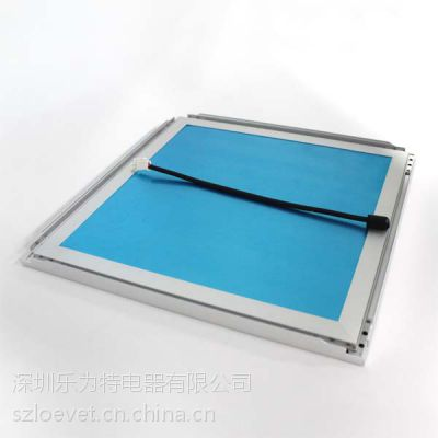 loevet 厨房 浴室专用 LED集成面板灯 ,安装便捷,光效均匀