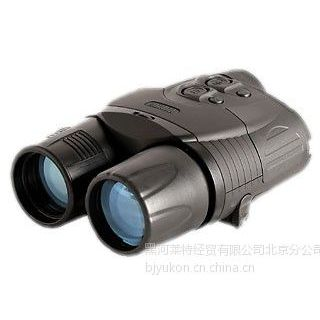 供应育空河yukon 5x42 加强型数码夜视仪500米夜视距离 可外接显示屏