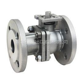 供应进口铸钢球阀 铸钢法兰球阀 进口碳钢球阀