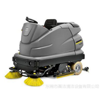 德国凯驰牌B250R大型驾驶式洗地车 商场座驾式洗地机
