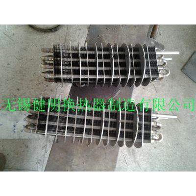 优质供应健明全不锈钢冷凝器