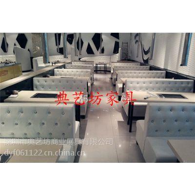 南山茶餐厅卡座沙发 咖啡厅卡座沙发厂家直销