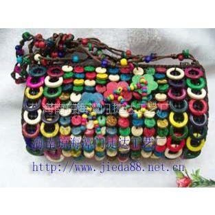 供应小额批发海南椰壳包 新款畅销椰壳包  时尚挂包