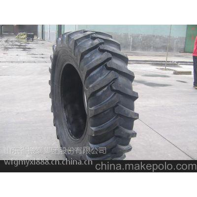 厂家直销:人字轮胎18.4-38等农用轮胎,拖拉机轮胎,正品三包,为五征福田等60多家企业配套