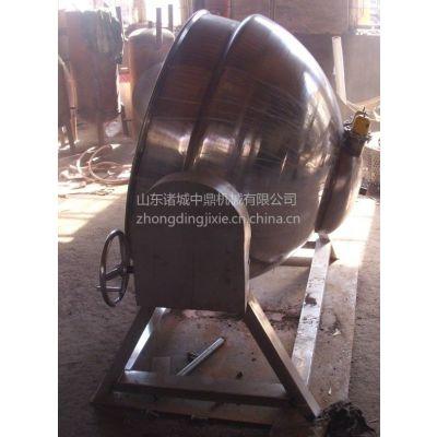 供应蒸煮锅 电加热夹层锅 食品蒸煮锅
