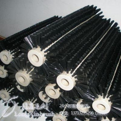 供应东莞毛刷厂 定做滚筒刷、软毛刷、清洗机械毛刷滚筒