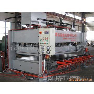 供应青岛国森专业生产高精度用于制造竹板单板机设备
