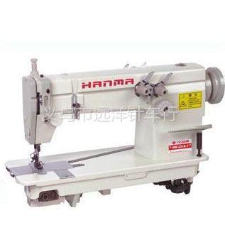 供应汉马牌工业缝纫机,双针链式车,双针车,