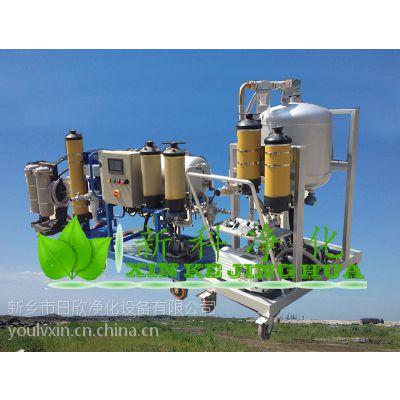 新乡温州PFC8314U-100-H-KP滤油小车LUCD-40X10滤油小车滤油车厂家