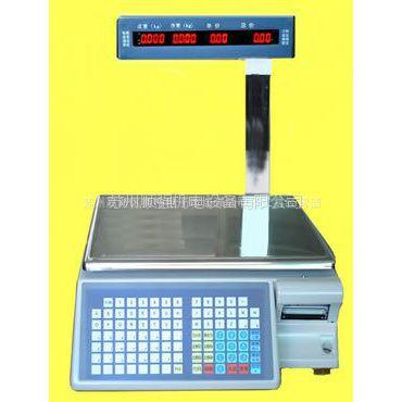 供应大华打印计价秤、电子条码秤、超市专用电子秤电子条码秤