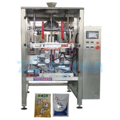 供应食品四边封自动充填包装机