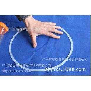 塑料桶食品级硅胶圈 25L塑胶桶硅胶密封圈 普瑞赛斯厂家直销