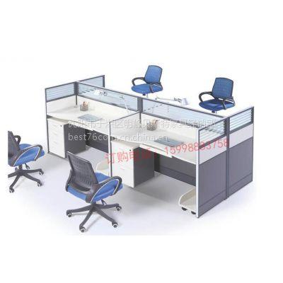 沈阳一对一屏风办公桌 沈阳销售一对一培训桌