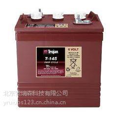 Trojan J185E-AC邱健蓄电池储能专用