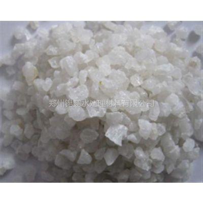 石英砂滤料价格 石英砂锦鹏水处理上新(图) 石英砂的用途