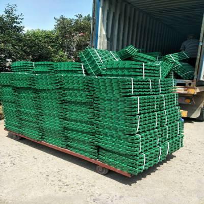 羊用塑料漏粪地板 福德中兴牌新型羊床 厂家批发