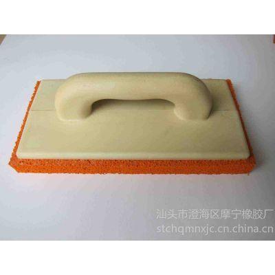 供应供应优质橡胶发泡抹泥板、抹泥刀(橡胶发泡专业生产厂家)