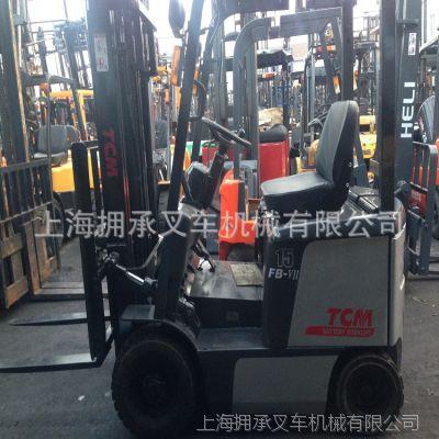 直销二手叉车 二手电动叉车1.5吨 二手电瓶叉车2吨 二手叉车3吨