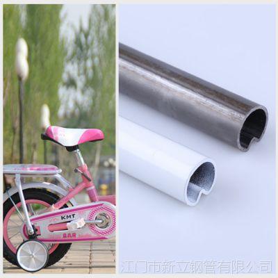 五金大厂批发加工优质童车/自行车用钢管 无缝高精密钢管冶炼加工