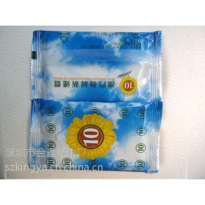 湿纸巾5片装【金雅纸巾】专业订制