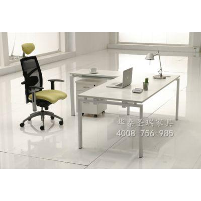 【北京办公家具厂家供应】独立办公桌板式钢架