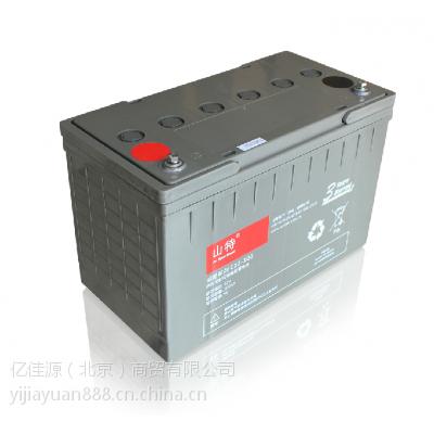山特12V100AH蓄电池山特6GFM100供应12伏蓄电池