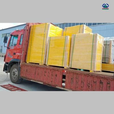 洗车房装修效果图 网格板基础间距 38标准玻璃钢地格栅 河北华强