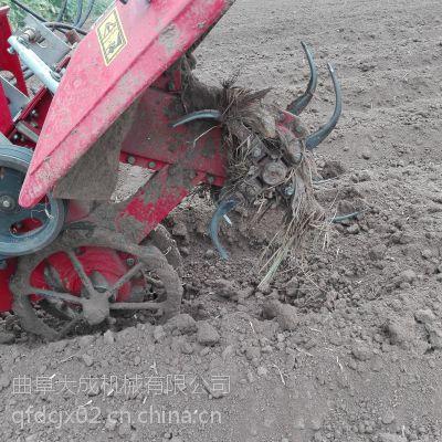 大成牌 农作物播种开沟/起垄机 13马力萝卜开沟机