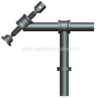 供应快速夹具-活动手柄可伸缩式45°压紧器