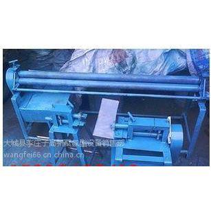 电动(手动式)卷板机,是工作强度大大的缩减了,工人效率有很大的提升,电机搭配的是1.5kw全铜丝电机