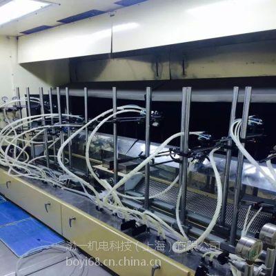 小型自动喷涂生产线、UV自动化流水线设备、自动化真空镀膜机