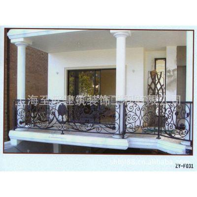 供应阳台栏杆图片、铁艺栏杆设计安装、围墙栏杆订做