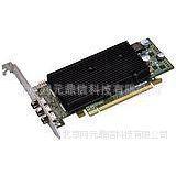 供应迈创Matrox M9138 LP PCIex16 DP接口版3屏的输出显示卡